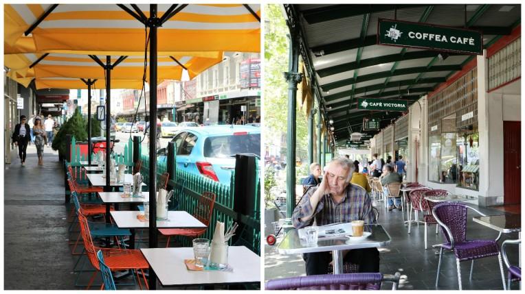 street-cafes